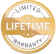 Long life time logo